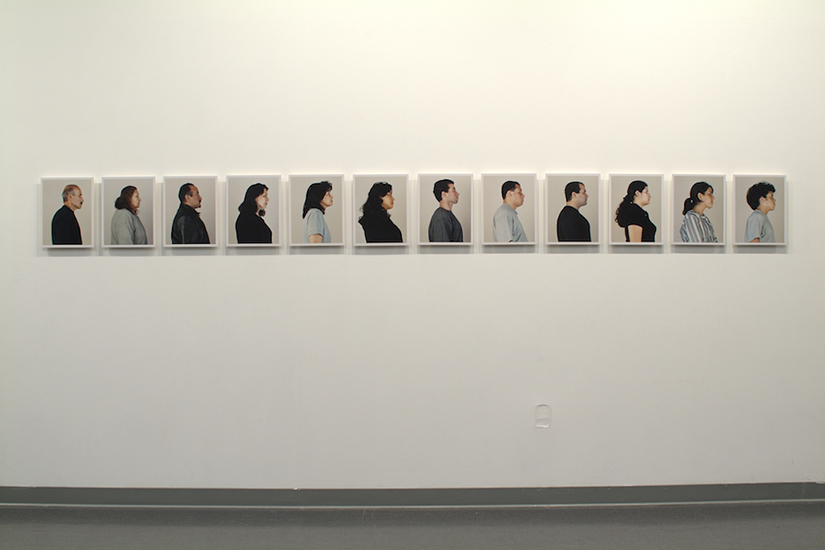 <p>A Family Line</p>