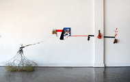 <p><em>false thinking and magic silence, </em>2013</p>