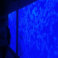 <p>Installation view of Reverse Negative at Shadowlighter, Pasadena Armory Center for the Arts, 2011</p>