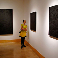<p>Installation view of various paintings at Eclipse, Toomey-Tourell Fine Art, San Francisco, 2011</p>