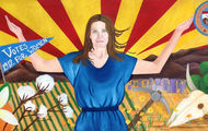 <p>Arizona Timeline Mural 1912-1945&nbsp;</p>