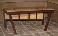 """<p style=""""text-align: center;""""><strong>COFFEE TABLE FOR A SMALL SPACE / SOLD</strong></p>"""