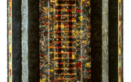"""<p><strong>CLOISTER  </strong>1992  48"""" x 30""""</p>"""
