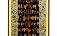 """<p><strong>L. COHEN'S LAW</strong>  1994  52"""" x 14""""</p>"""