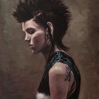 "<p style=""text-align: center;"">Lisbeth Salander</p>
