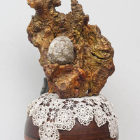 "<p style=""text-align: center;""><strong>""Offering to the Old Coot of Honker Bay""</strong></p>