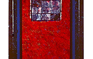 "<p><strong>OXIDE WINDOW   </strong> 1987-88   48"" x 24""</p>"