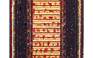 "<p><strong>MOORISH LAMENT</strong>&nbsp; &nbsp; 1996 &nbsp; 48"" x 22""</p>"