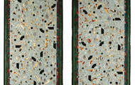 "<p><strong>MIX REMIX</strong> &nbsp; &nbsp;2000 &nbsp; 2@ 24"" x 12"" ea.</p>"