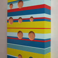 <p><em>Semi Bionic Recessed Dot Paintings 01</em></p>