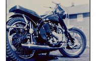 <p><strong>My 1953 BSA 650</strong> (purchased in high school, 1959)</p>
