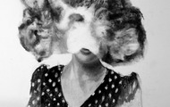 <p>AirHead</p> <p>Charcoal on Paper</p>