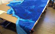 <p>Pacific Quilt, Part 1 - Bering Strait to the Tropic of Cancer&nbsp; 2013</p>