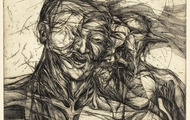 <p><em>Transformation</em>, 1964, Etching on paper, 15 X 12 inches.</p>