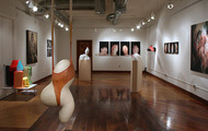 <p>AFTER EDEN group exhibition at MuzeuMM in Los Angeles, CA.</p>