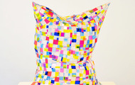 "<p>Glass Pillow &nbsp; &nbsp; 23 x 21 x 13"" &nbsp; &nbsp; &nbsp;2014 &nbsp; &nbsp; &nbsp; plexiglass</p>"