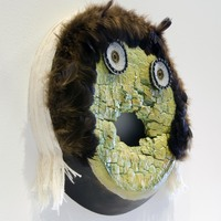 <p><strong><em>&ldquo;Mama&rsquo;s Shock and Awe Mask&rdquo;</em></strong></p>