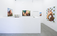 """<p><span>""""Dithyrambic"""" - Solo exhibition at Autonomie Projects, September 13, 2014 - October 4, 2014</span></p>"""