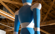 "<p><em>ART (DETAIL) |&nbsp;</em>inflatable&nbsp;| h 144"" &nbsp;