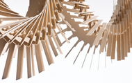"<p><em>Broken Back II (DETAIL)</em>&nbsp;| basswood&nbsp;| h 59"" w 81"" d 4"" 