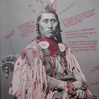 <p>Title: D&eacute;axitchish / Pretty Eagle&nbsp;</p>